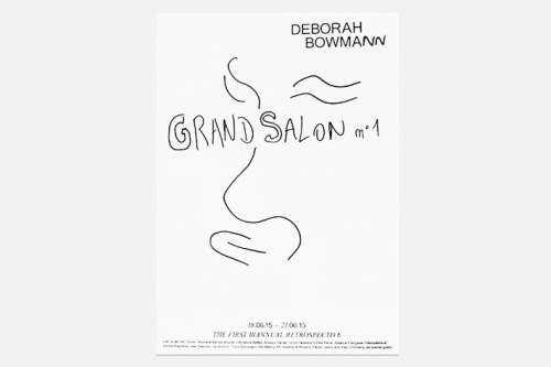 "Poster for ""Grand Salon n°1"""
