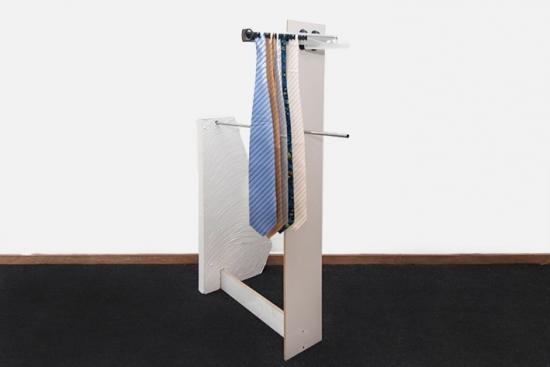 Tie-holder