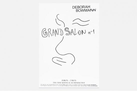 "Poster for ""Grand Salon n°1"""