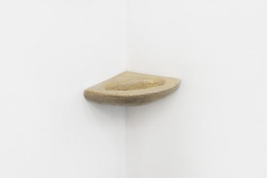 Stoneware washbasin